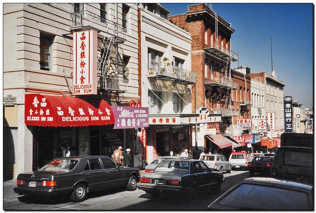 San Francisco | China Town