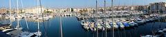 FREJUS: Panoramique de Port-Fréjus 03.