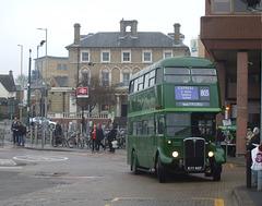 DSCF1131 Amersham & District Motorbus Society Running Day at Watford Junction - 8 Apr 2018