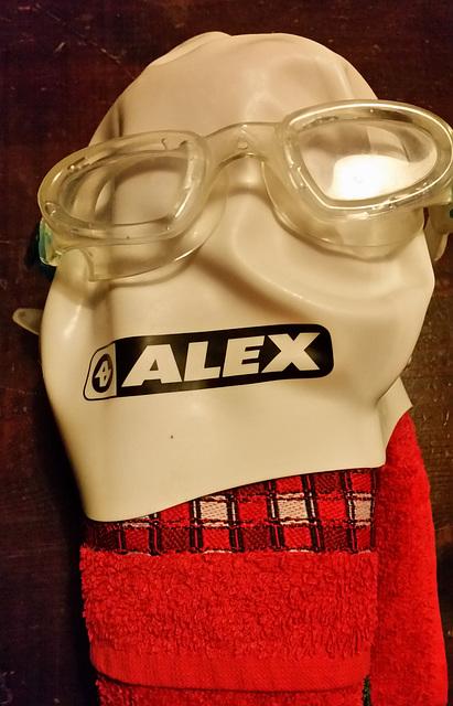 Alex, der Bademeister