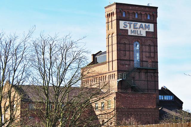 steam mills, chester