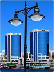 Dubai : Twin Tower