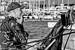 La pazienza del pescatore