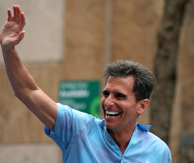 San Francisco Pride Parade 2015 - Mark Leno (5922)