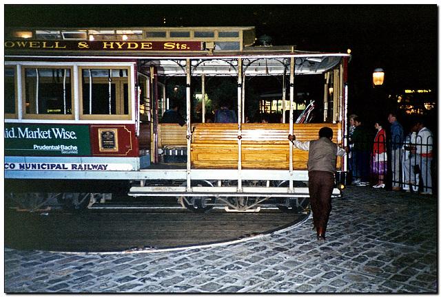 San Francisco | Cable Car