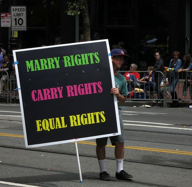 San Francisco Pride Parade 2015 - Pink Pistols (1467)