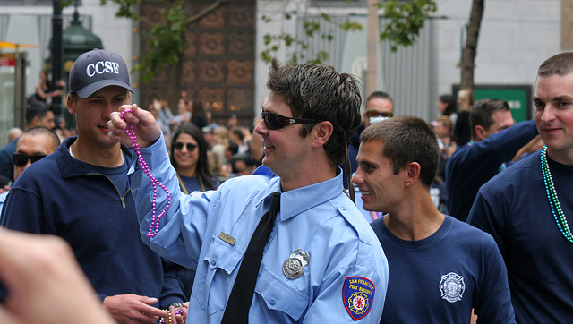 San Francisco Pride Parade 2015 - SFFD (5562)