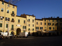 Piazza dell'Anfiteatro.