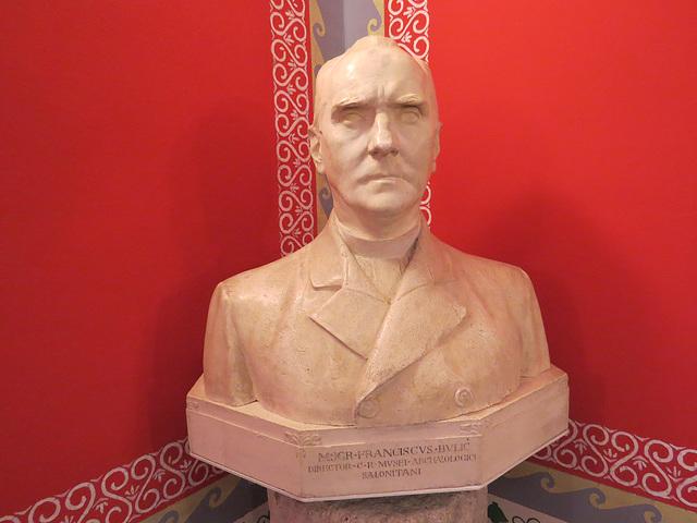 Frano Bulic (Vranjic, 1846 - Zagreb, 1934).