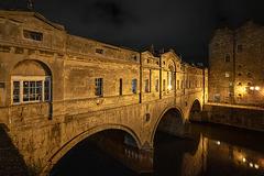 Bath - Pulteney Bridge