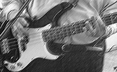 Electric Bass Playing