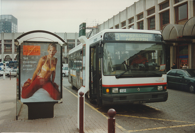 ipernity transpole 6212 (9885 tp 59) in lille 17 mar 1997 by