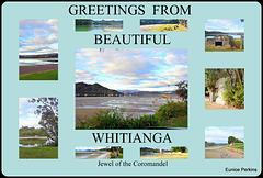 Whitianga Postcard.