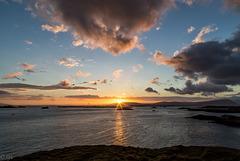 #33 Sunrise over Breiðafjörður