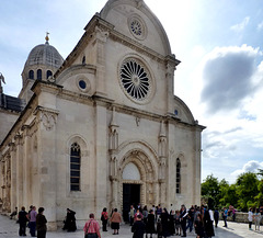 Šibenik -  Cathedral of St. James