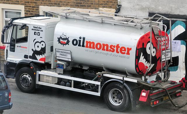 Oil Monster.