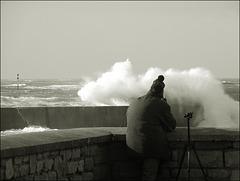 le photographe et la mer,