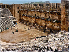 Manavgat : Antic Tiyatro di Aspendos