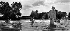 Baignade dans le Charente