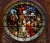 Rathausfenster Quedlinburg