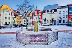 Barth, Marktbrunnen (4)