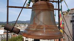 SAINT-RAPHAEL: Le musée archéologique, vue depuis le haut de la tour du musée 23