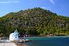 Lake Vouliagmeni near Corinth