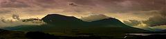 Thunder Storm Panorama