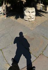 Pflaster-Schatten