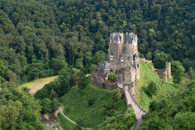 Eifel - Burg Eltz DSC00573