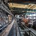 Kohlenwäsche in der Zeche Zollverein