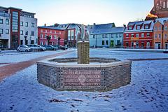 Barth, Marktbrunnen (3)