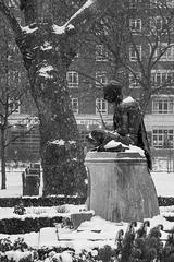 March 1st: Gandhi in a snowstorm (3)