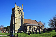 St. Mary and All Saints church ~ Swarby ~ Lincolnshire