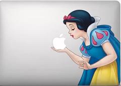 Une pomme qui n'est pas empoisonnée