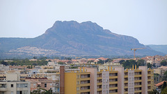 SAINT-RAPHAEL: Le musée archéologique, vue depuis le haut de la tour du musée 28