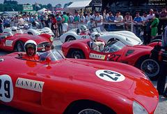 Montlhéry, Maserati, 1989