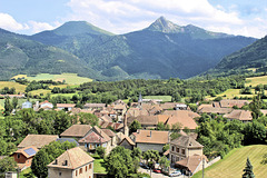 Saint-Maurice-en-Trièves (38) 23 juin 2014.