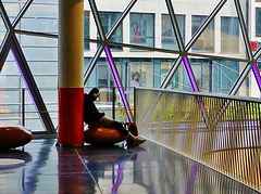 Taking a break - Eine Pause tut gut - HFF