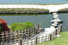 Jardin Kôraku-en d'Okayama (Chûgoku, Japon)