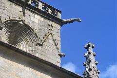 Eglise Saint-Ronan, Locronan (Finistère)
