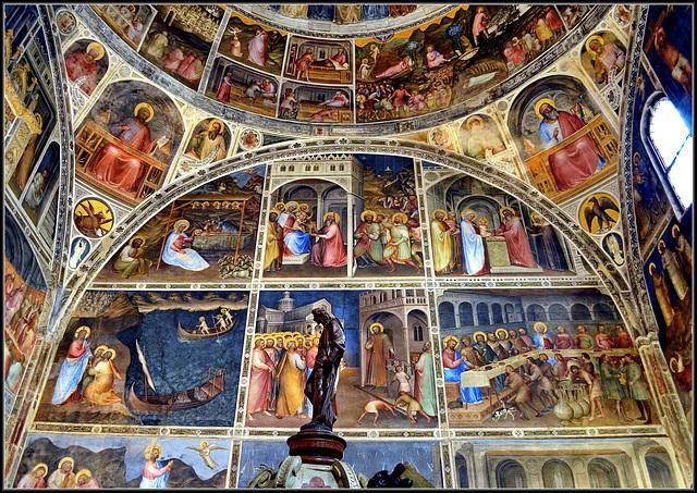 Giusto de' Menabuoi - Battistero Duomo di Padova #1
