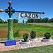 Cazón town