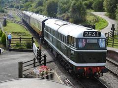 Pontypool & Blaenavon Railway, Furnace Sidings, Garn-yr-Erw, Blaenavon, Pontypool 28 August 2017