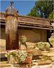 Bousson : Antica fontana all'ingresso della Chiesa - (904)