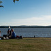 Picknick auf Insel Wilhelmstein