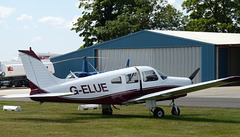 Piper PA-28-161 Cherokee Warrior II G-ELUE