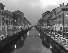 Milan - the fog lifted
