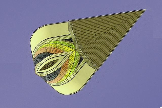 spaceship / raumgleiter
