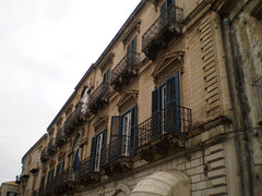 Grimaldi Palace (19th century).